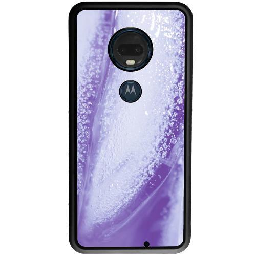 Motorola Moto G7 Plus Mobilskal Glacial Lavendel