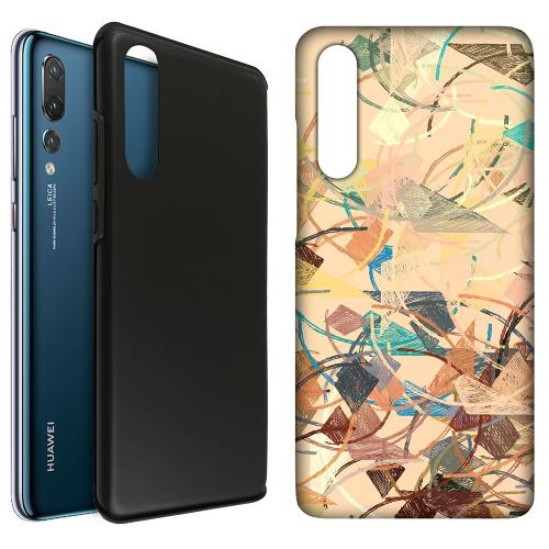 Huawei P20 Pro LUX Duo Case Colourful Expectations