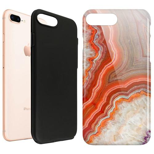 Apple iPhone 8 Plus LUX Duo Case Molten Dispersal