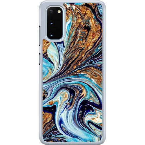 Samsung Galaxy S20 Hard Case (Transparent) Timeslip