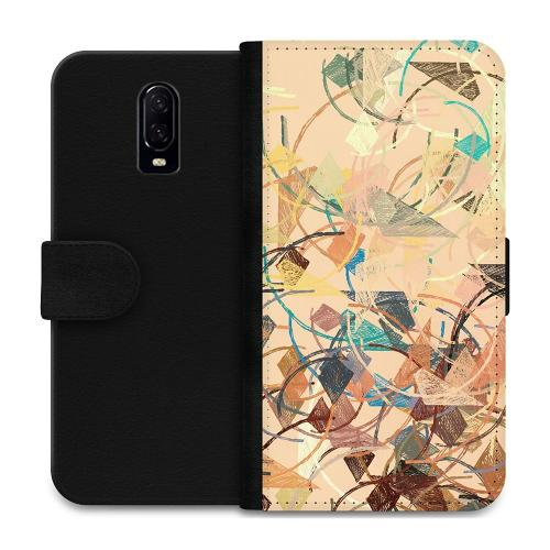 OnePlus 6T Plånboksfodral Colourful Expectations