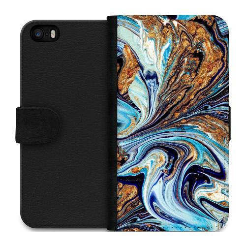 Apple iPhone 5 / 5s / SE Plånboksfodral Timeslip