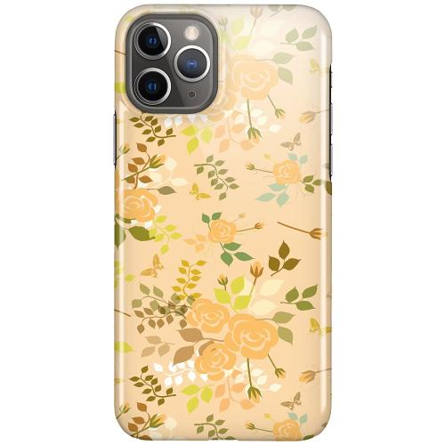 Apple iPhone 11 Pro LUX Mobilskal (Glansig) Flowery Tapestry