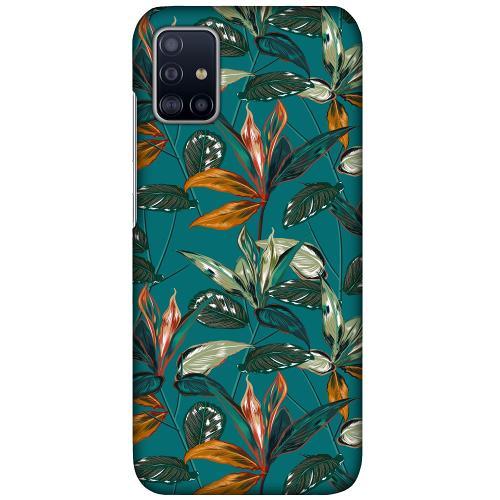 Samsung Galaxy A51 LUX Mobilskal (Matt) Unknown Spaces
