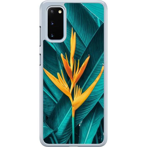 Samsung Galaxy S20 Hard Case (Transparent) Tranquility