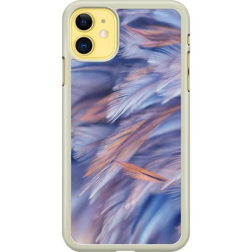Apple iPhone 11 Hard Case (Transparent) Winters Breeze