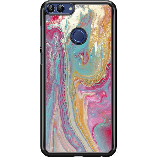 Huawei P Smart (2018) Hard Case (Black) Infatuated
