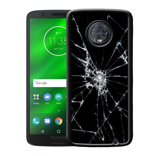 Motorola Moto G6 Plus Mobilskal Crushed Hope