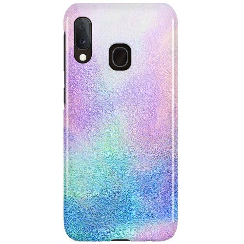 Samsung Galaxy A20e LUX Mobilskal (Glansig) Frosted Lavender