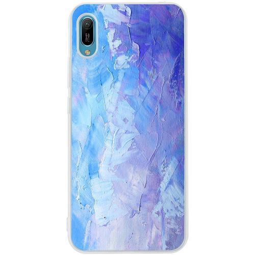 Huawei Y6 (2019) Mobilskal Pristine Pastel Strokes