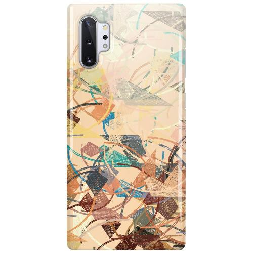Samsung Galaxy Note 10 Plus LUX Mobilskal (Glansig) Colourful Expectations