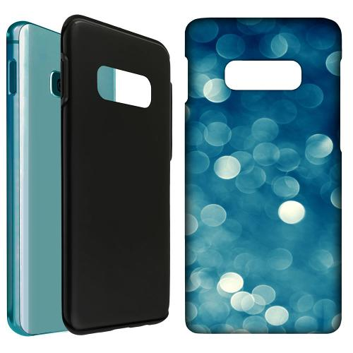 Samsung Galaxy S10e LUX Duo Case Blurred Expectations