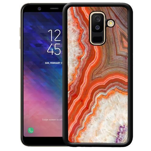 Samsung Galaxy A6 Plus (2018) Mobilskal Molten Dispersal