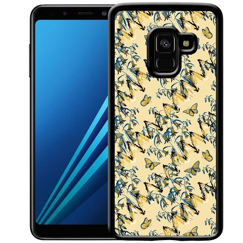 Samsung Galaxy A8 (2018) Mobilskal Blissful Purity