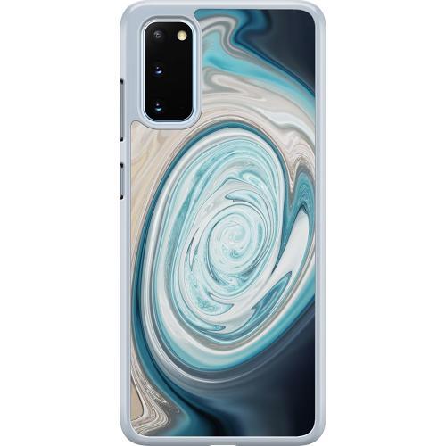 Samsung Galaxy S20 Hard Case (Transparent) Timeskip