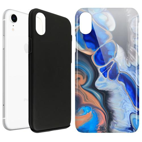 Apple iPhone XR LUX Duo Case Pure Bliss