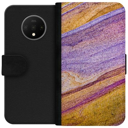 OnePlus 7T Plånboksfodral Sandstorm Horizon