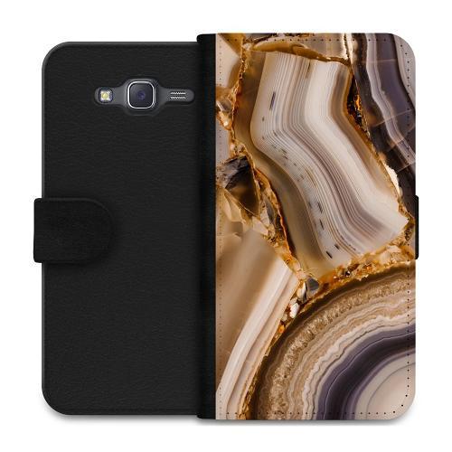 Samsung Galaxy J5 Plånboksfodral Amber Agate