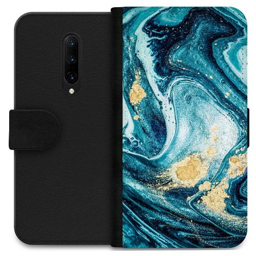 OnePlus 7 Pro Plånboksfodral Golden Lavation