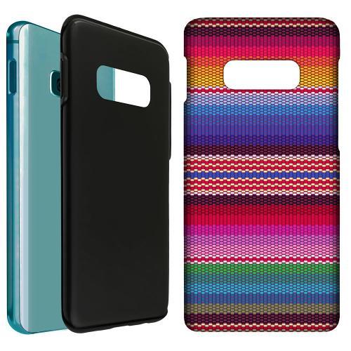 Samsung Galaxy S10e LUX Duo Case Vivid Tapestry
