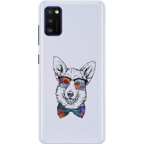 Samsung Galaxy A41 Thin Case Hund