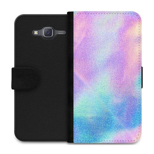 Samsung Galaxy J5 Plånboksfodral Frosted Lavender