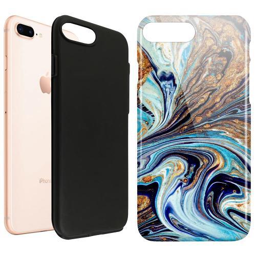 Apple iPhone 7 Plus LUX Duo Case Timeslip
