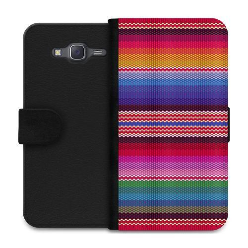Samsung Galaxy J5 Plånboksfodral Vivid Tapestry