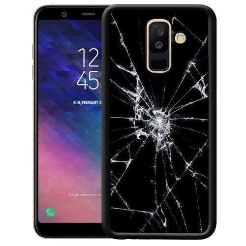Samsung Galaxy A6 Plus (2018) Mobilskal Crushed Hope