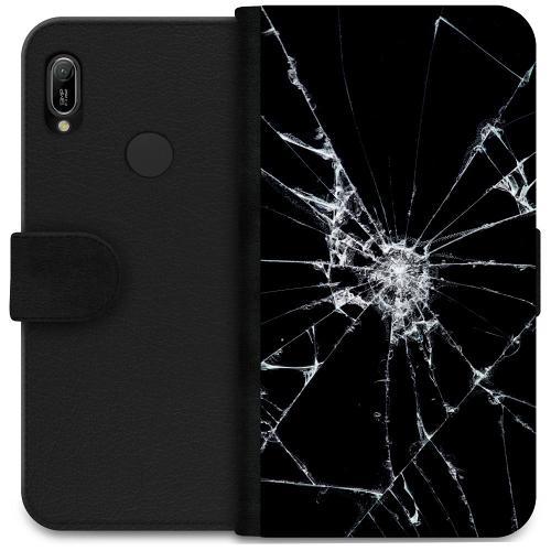 Huawei Y6 (2019) Plånboksfodral Crushed Hope