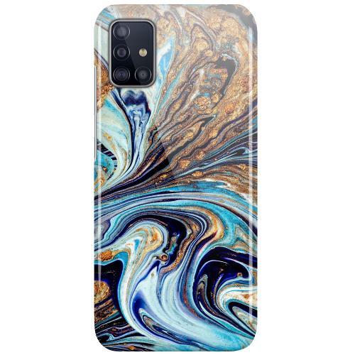 Samsung Galaxy A51 LUX Mobilskal (Glansig) Timeslip