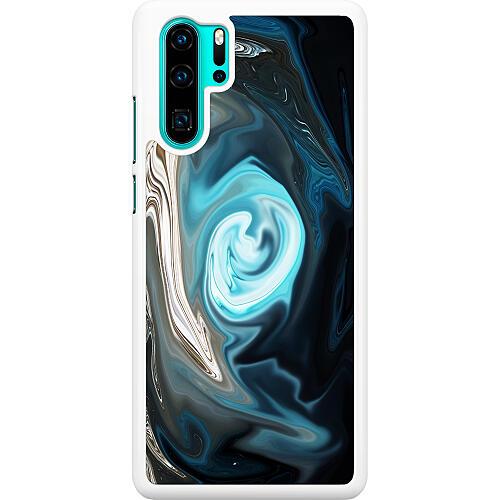 Huawei P30 Pro Hard Case (White) Twisted Reality