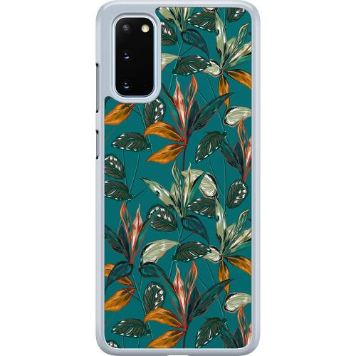 Samsung Galaxy S20 Hard Case (Transparent) Unknown Spaces