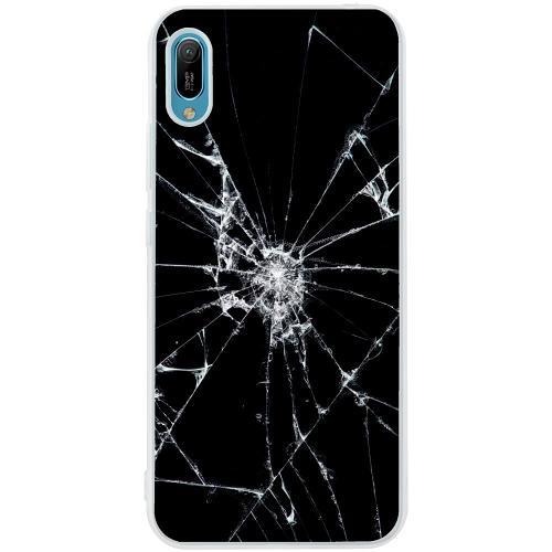Huawei Y6 (2019) Mobilskal Crushed Hope