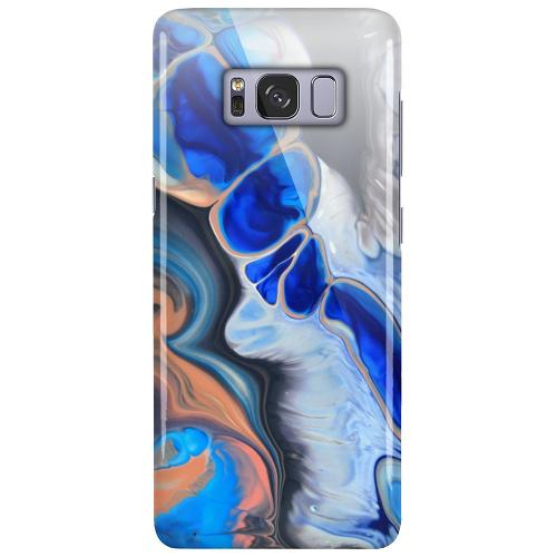 Samsung Galaxy S8 LUX Mobilskal (Glansig) Pure Bliss