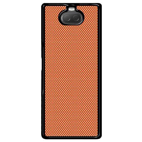 Sony Xperia 10 Mobilskal Orange Droplets