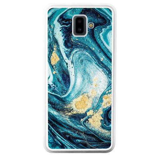 Samsung Galaxy J6 Plus (2018) Mobilskal Golden Lavation
