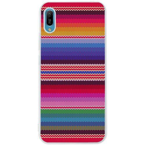 Huawei Y6 (2019) Mobilskal Vivid Tapestry
