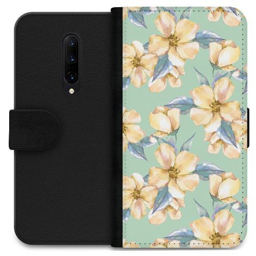 OnePlus 7 Pro Plånboksfodral Waterproof Flowers
