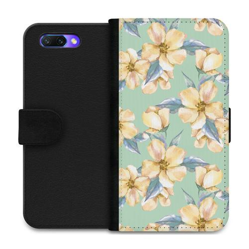 Huawei Honor 10 Plånboksfodral Waterproof Flowers