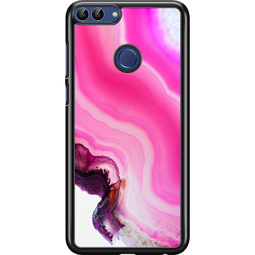 Huawei P Smart (2018) Hard Case (Black) Meditative Impulse