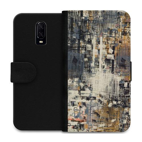 OnePlus 6T Plånboksfodral Tribute to the Crown