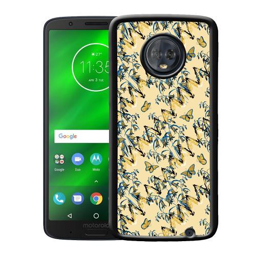 Motorola Moto G6 Plus Mobilskal Blissful Purity