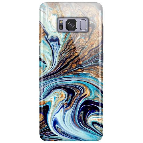 Samsung Galaxy S8 LUX Mobilskal (Glansig) Timeslip
