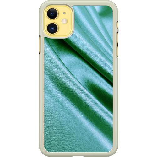 Apple iPhone 11 Hard Case (Transparent) Lustrous Satin