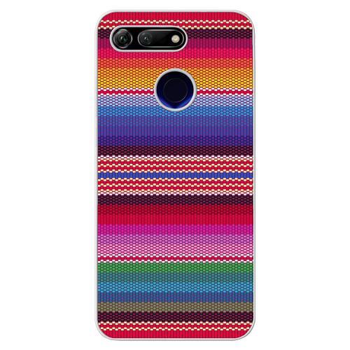 Huawei Honor View 20 Mobilskal Vivid Tapestry