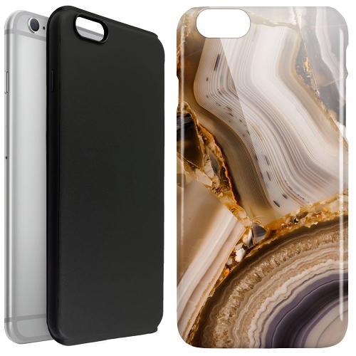 Apple iPhone 6 Plus / 6s Plus LUX Duo Case Amber Agate