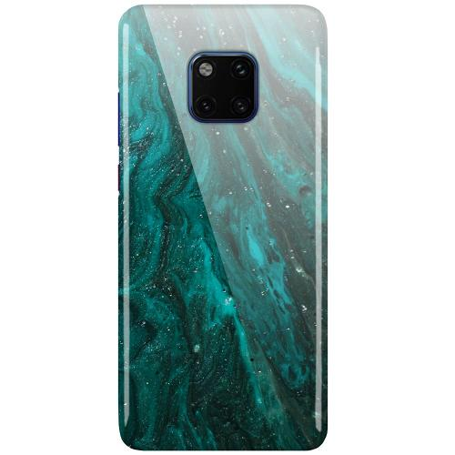 Huawei Mate 20 Pro LUX Mobilskal (Glansig) Deep Dimensions