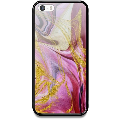 Apple iPhone 5 / 5s / SE Mobilskal med Glas Impulsive Changes