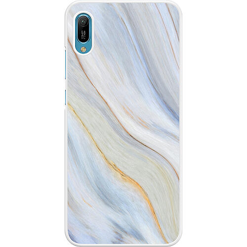 Huawei Y6 (2019) Hard Case (White) Resting River